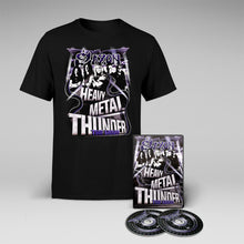 Load image into Gallery viewer, Heavy Metal Thunder - The Movie DVD + T-shirt Bundle
