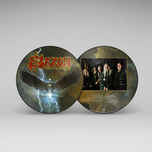 "Thunderbolt 12"" Picture Disc"