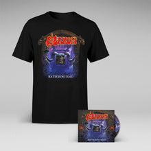 Load image into Gallery viewer, Battering Ram CD + T-shirt Bundle