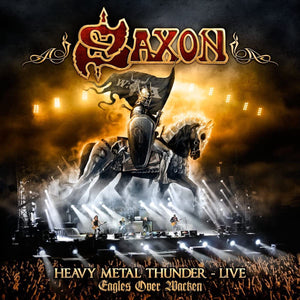 Heavy Metal Thunder - Live - Eagles Over Wacken 2CD + Flag Bundle