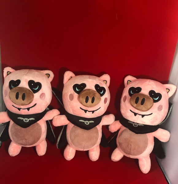 Bacon Bites Plush