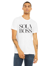 Load image into Gallery viewer, SOLA BO$$ Short Sleeve Tee