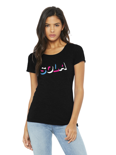 SOLA Tricolor Short Sleeve Tee (slim fit)