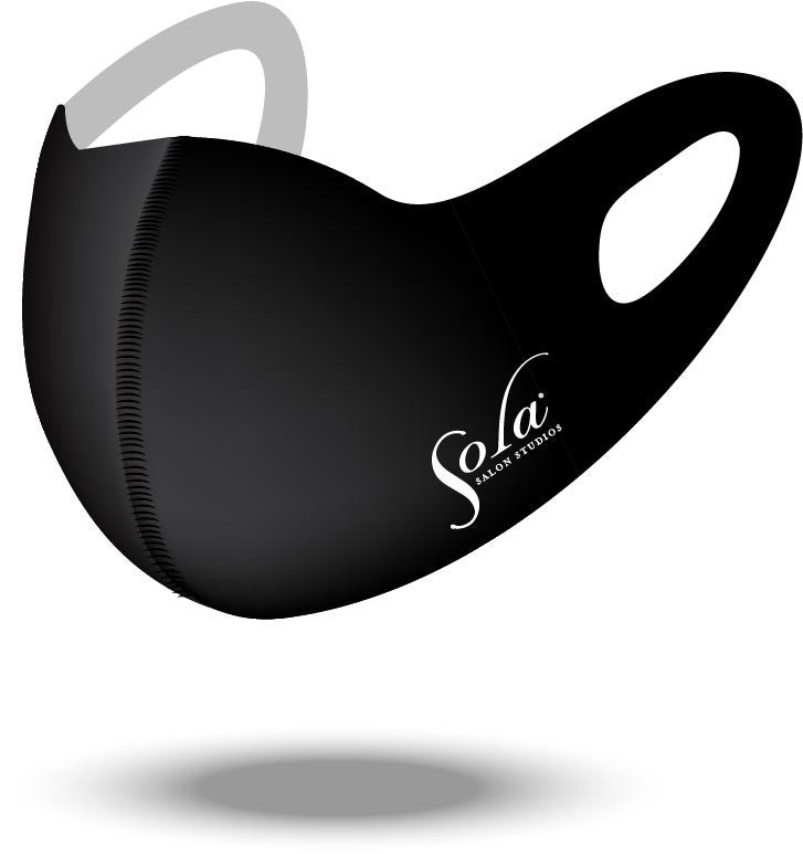 Reusable Classic Sola Mask with Contouring Nose Bridge