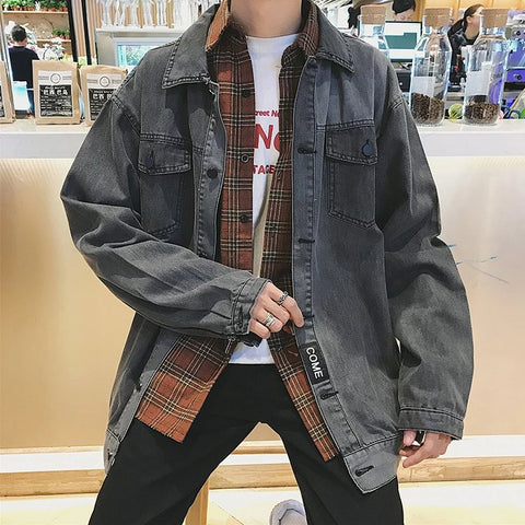 M1283 denim jacket