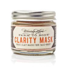 Load image into Gallery viewer, Clarity Rose Clay Mask