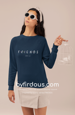 FRIENDS Organic Sweatshirt