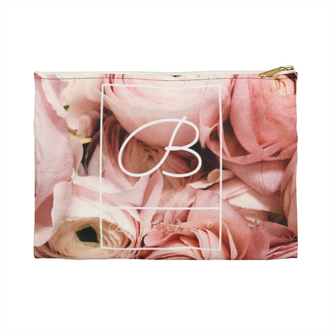 By Firdous® BEAUTY Vintage Blossom Accessory Pouch