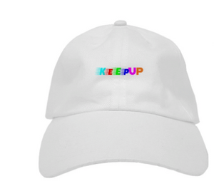 """Keep Up"" Dad Caps"