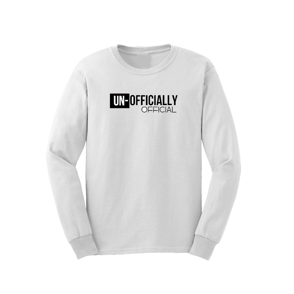 """Un-officially Official"" Long-sleeve T-shirt"