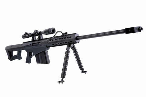 Barrett M82A1 Sniper Rifle - Gel Ball Blaster