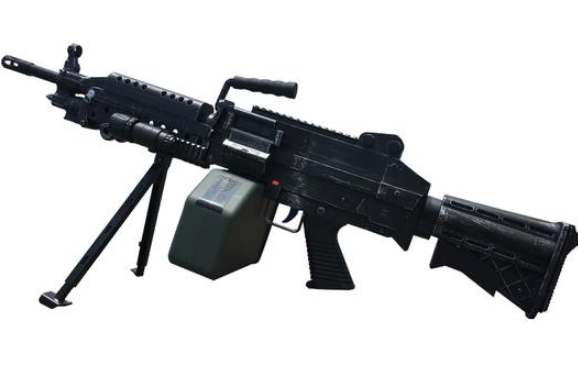 SAW M249 V3 - Gel Ball Blaster