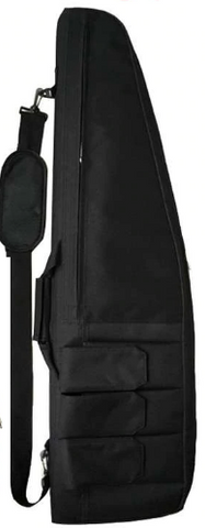 Rifle Bag with Pouches (Black)