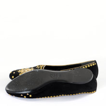 Load image into Gallery viewer, Flat Embroidered Loafers 39