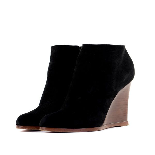 Phoebe Philo Collection Wedge Boots 39