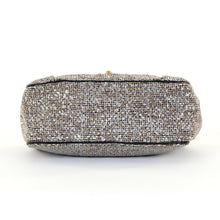 Load image into Gallery viewer, Metallic Woven Elsie Bag
