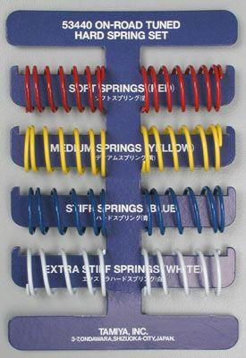 Tamiya Hard Spring set. 53440