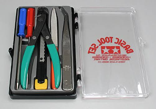 Tamiya Basic Tool Kit