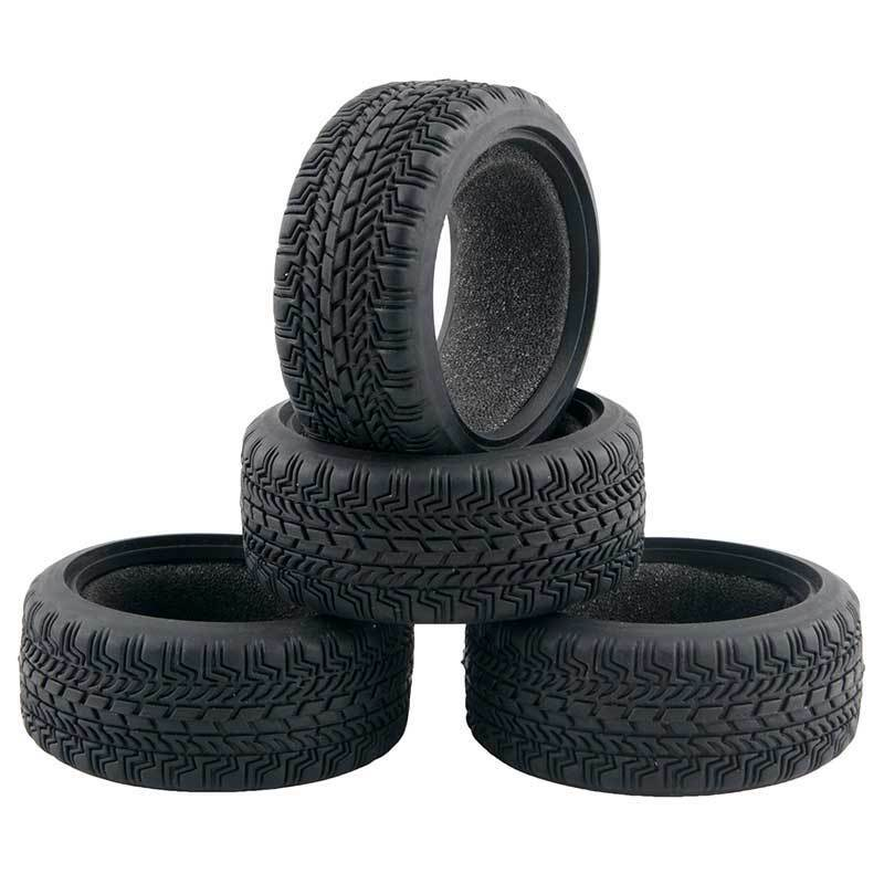 Radial Tires 4 pieces.
