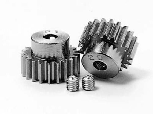 TT01/TT02 pinion set 20/21 50356