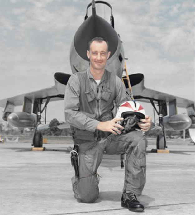 Vietnam War Fighter Pilot to be Featured in Film and Live Q&A Interview