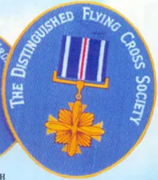 The DFC Society Branded Patches - Blue