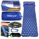 Camping Sleeping Pad with Built in Pillow