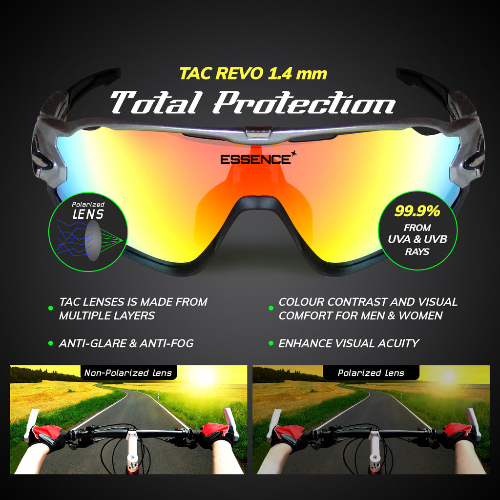 cycling sunglasses for bike