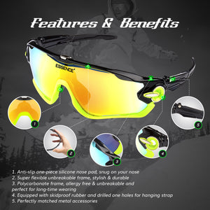 polarized glasses features