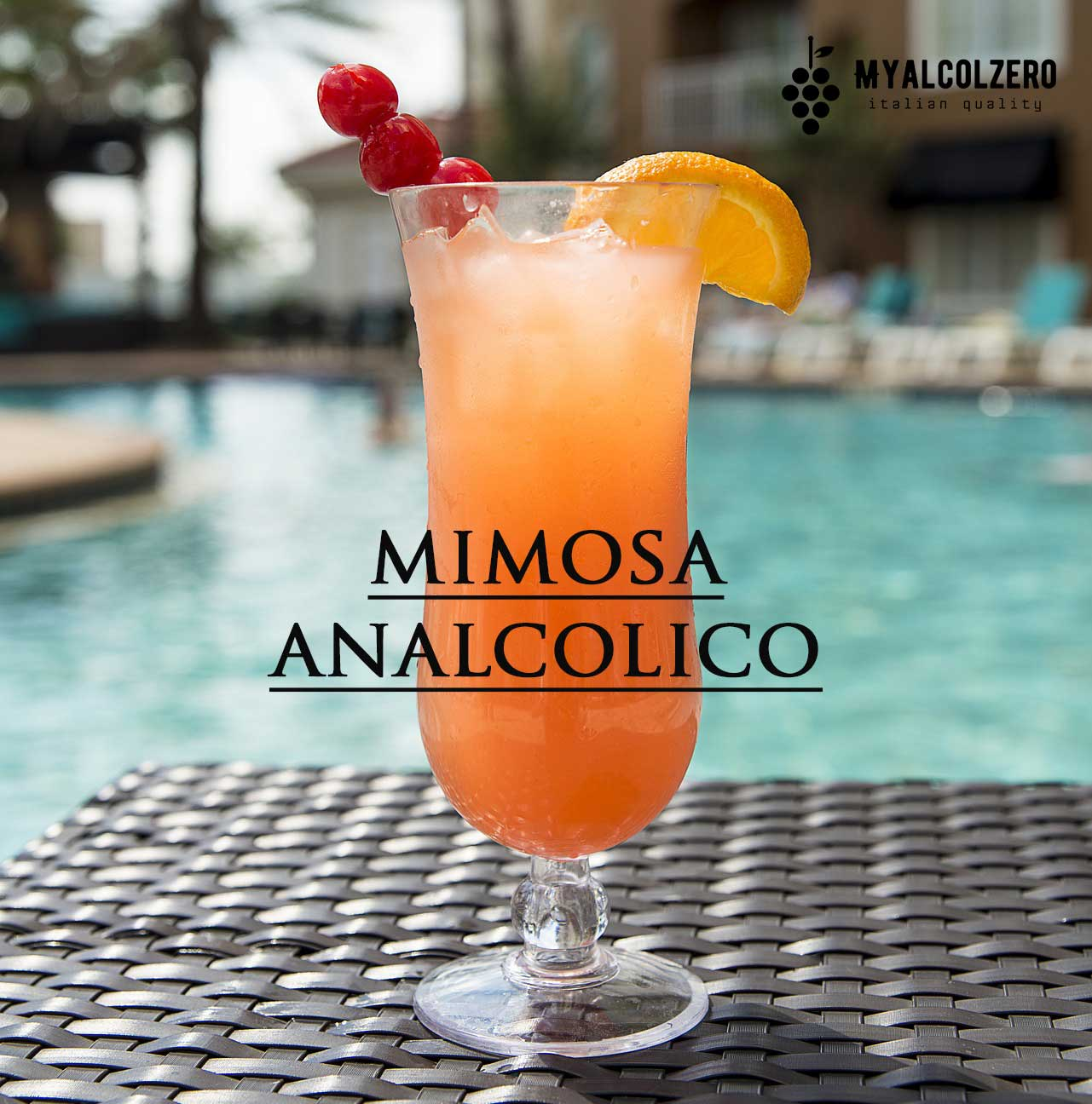mimosa analcolico