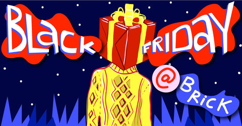 Black Friday at Brick with Karma Candle Makers Barbacoapparel Sweet Craft Jewelry and Very That