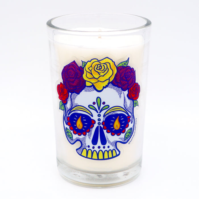 🌹💀Limited Edition Calavera Vela💀🌹