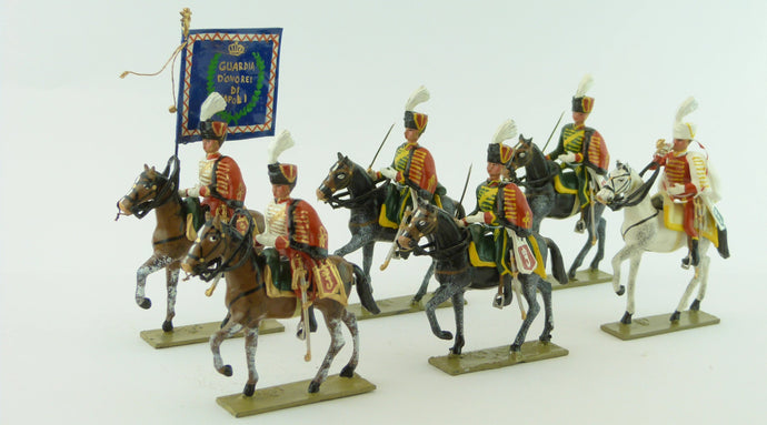 Hussards Rouges du Roi de Naples
