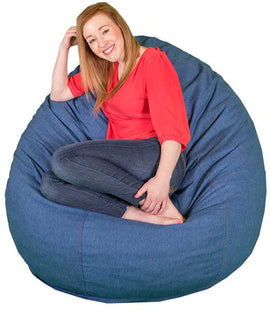 Terrific The Bean Bag Chair Outlet Dailytribune Chair Design For Home Dailytribuneorg