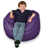 Small Classic Vinyl Bean Bag Chairs