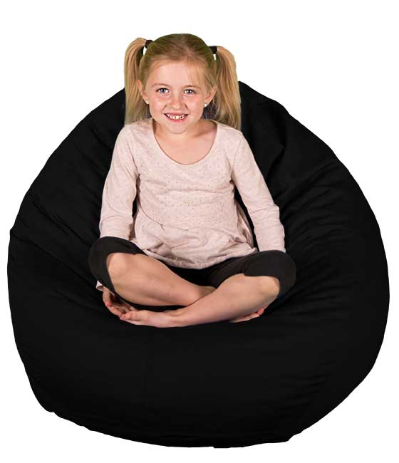 Small Soft Cotton Bean Bag Chairs