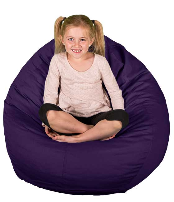 Cotton Bean Bag Replacement Cover