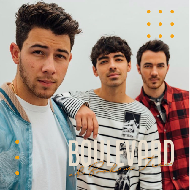 The Jonas Brothers - September 22nd 2019
