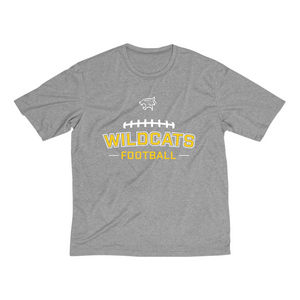 Youth Wildcats Football Dri-Fit Tee