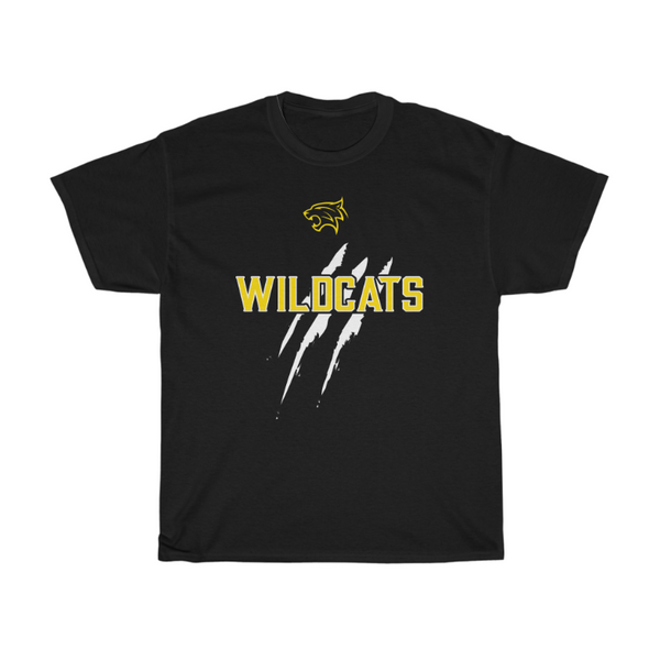 Youth Wildcat's Spiritwear Dri-Fit Tee