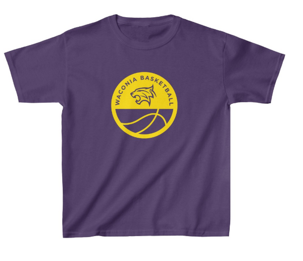 Youth Waconia Basketball Dri-Fit Tee