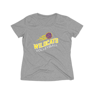 Women's Wildcats Volleyball Dri-Fit Tee