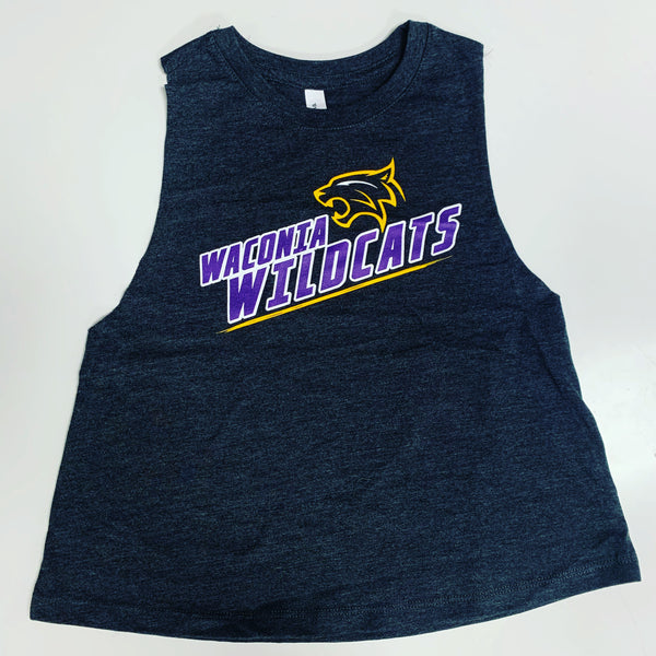 Wildcat Crop Tank