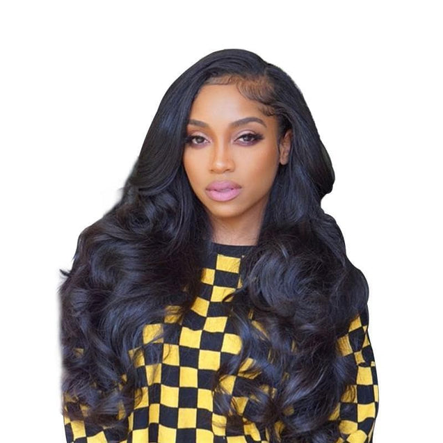 Affordable Angie Queen 1 Bundle Brazilian Body Wave Virgin Human Hair Weave Bundles on Sales, No Shedding, No Tangle, Unprocessed Raw Cuticle Aligned Virgin Hair, Free Shipping, 2-4 Days Arrival. 7 Days No Reason Return.