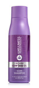 Silver Shampoo 17 oz Wellness