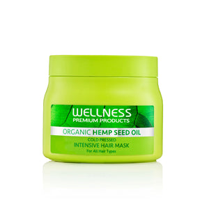 Organic Hemp Mask 16.9 oz Wellness