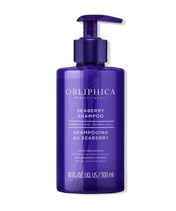 Shampoo Medium to Coarse 10 fl.oz Obliphica Professional Seaberry
