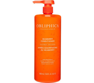 Conditioner Fine 33.8oz (Grande) Obliphica Professional Seaberry