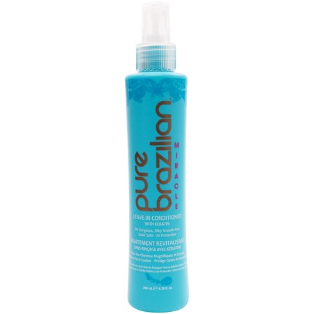 Pure Brazilian Miracle Leave-In with Keratin 6.78 onz.
