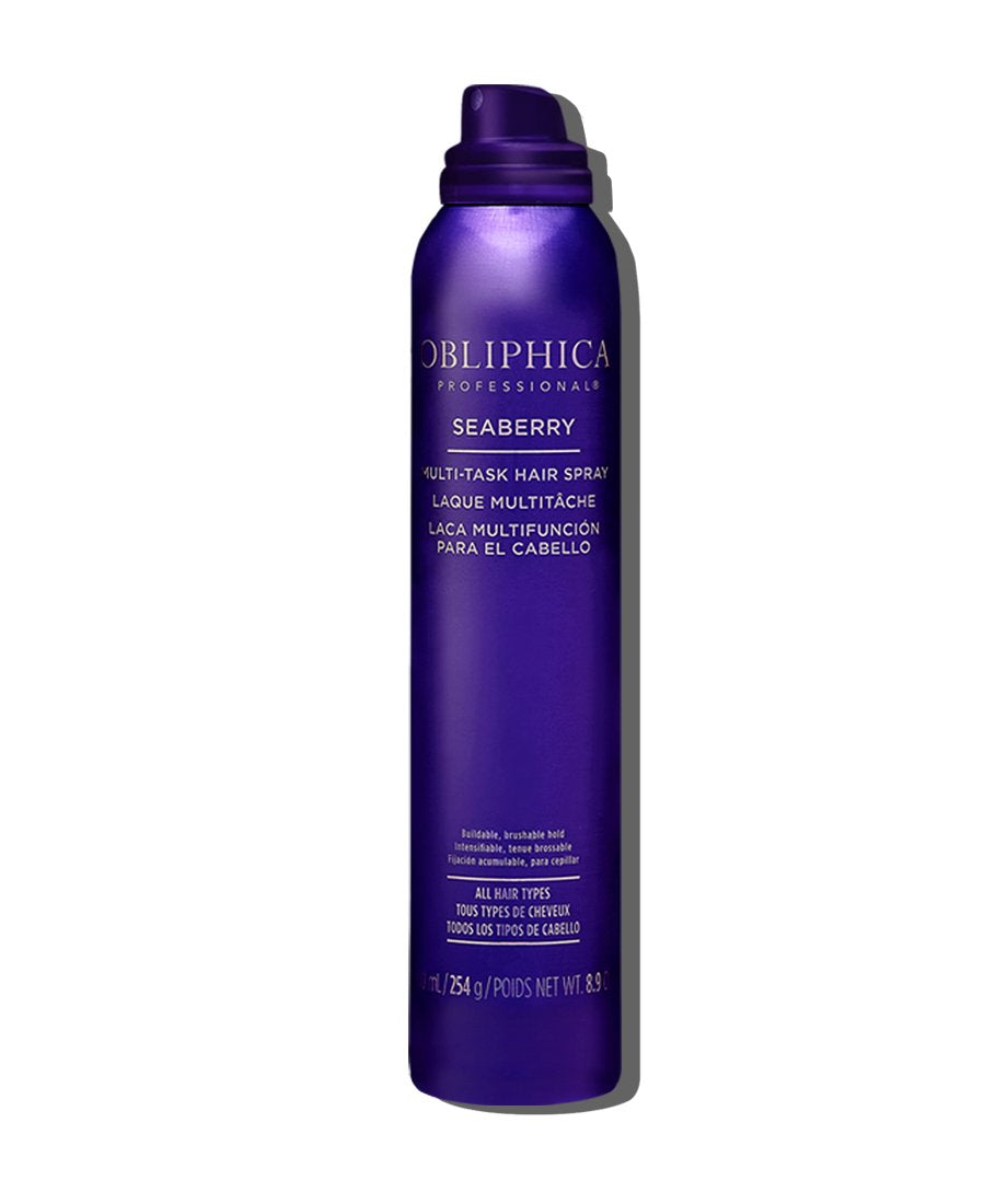 Multi-Task Hair Spray 8.9 oz. Obliphica Professional Seaberry